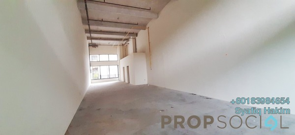 Shop For Rent in Tamarind Square, Cyberjaya Freehold Unfurnished 0R/0B 3.47k