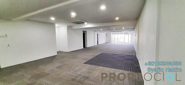 Office For Rent in Galleria, Cyberjaya Freehold Semi Furnished 0R/0B 3.8k