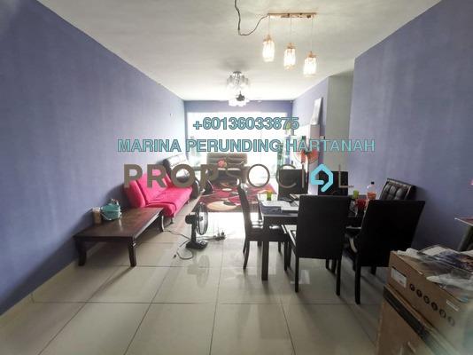 Condominium For Sale in Bayu Sentul, Sentul Freehold Semi Furnished 3R/2B 520k