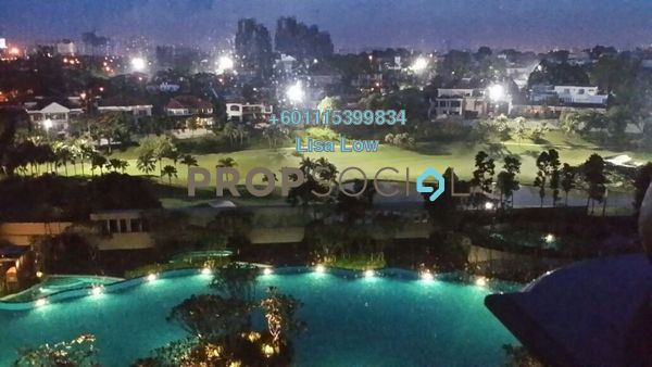 Condominium For Sale in Tropicana Grande, Tropicana Freehold Fully Furnished 3R/4B 2m