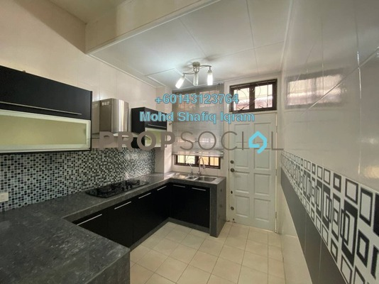Semi-Detached For Rent in Elysia Park Residence, Medini Freehold Semi Furnished 5R/4B 2.8k