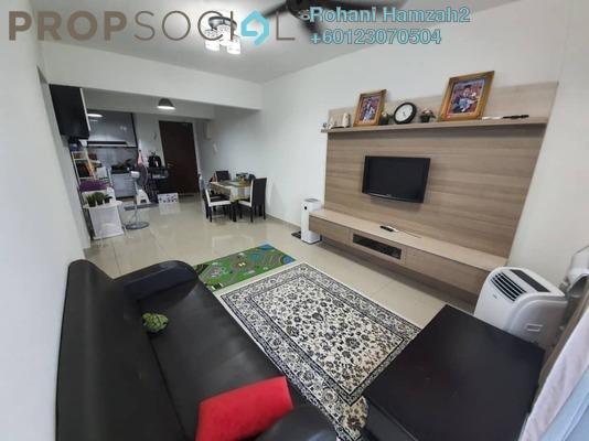 Apartment For Rent in Bandar Seri Putra, Bandar Seri Putra Freehold Fully Furnished 3R/2B 1k