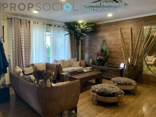 Terrace For Sale in Villa Damansara, Kota Damansara Freehold Semi Furnished 4R/3B 1.1m