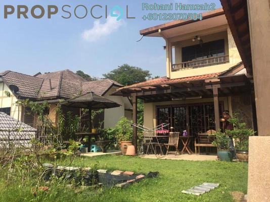 Semi-Detached For Sale in Monterez, Shah Alam Freehold Semi Furnished 6R/3B 990k