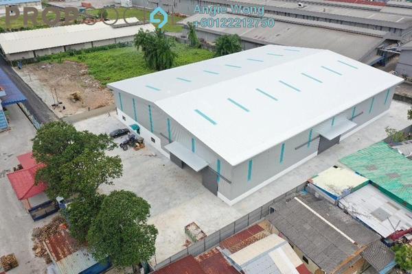 Factory For Sale in Taman Kapar Indah, Kapar Freehold Semi Furnished 0R/0B 11m