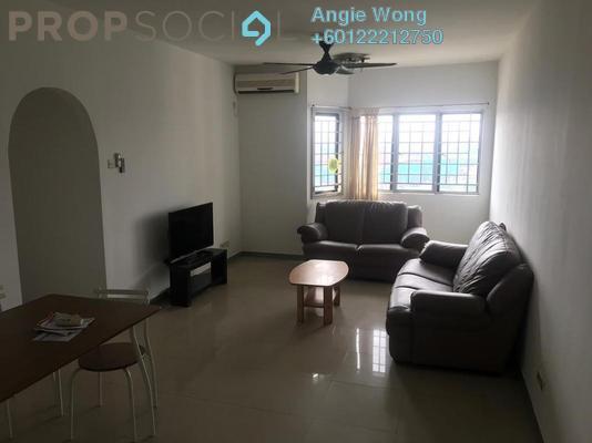 Condominium For Rent in Bayu Tasik 2, Bandar Sri Permaisuri Freehold Fully Furnished 3R/2B 1.35k