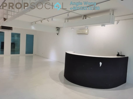 Office For Rent in Puteri 5, Bandar Puteri Puchong Freehold Semi Furnished 0R/0B 3.3k