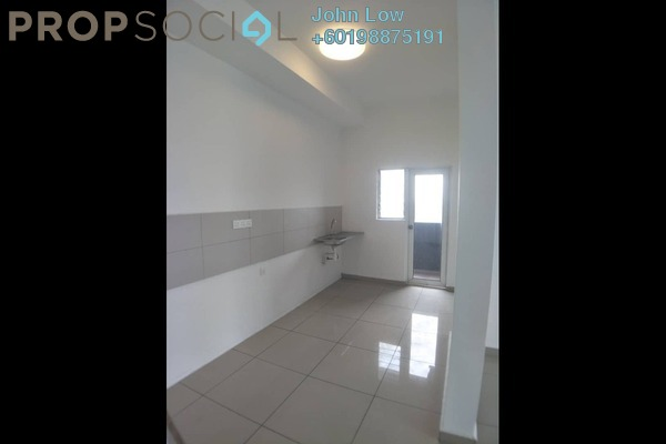 Apartment For Rent in D'Carlton Seaview Residences, Masai Freehold Unfurnished 3R/2B 1.5k