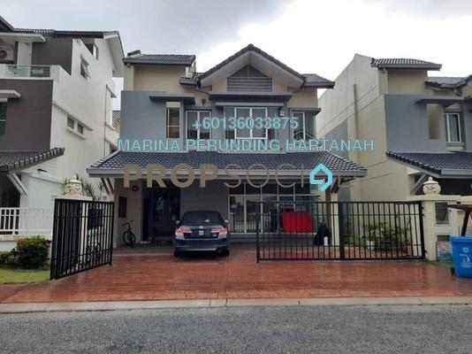 Bungalow For Sale in Kemuning Residence, Kota Kemuning Freehold Unfurnished 5R/5B 1.5m
