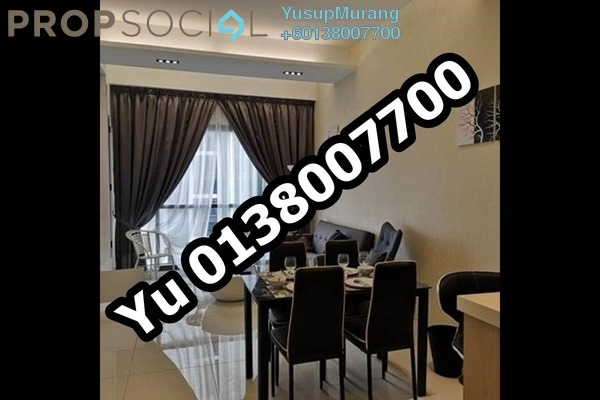 Condominium For Rent in BayBerry Serviced Residence @ Tropicana Gardens, Kota Damansara Freehold Fully Furnished 1R/1B 2k