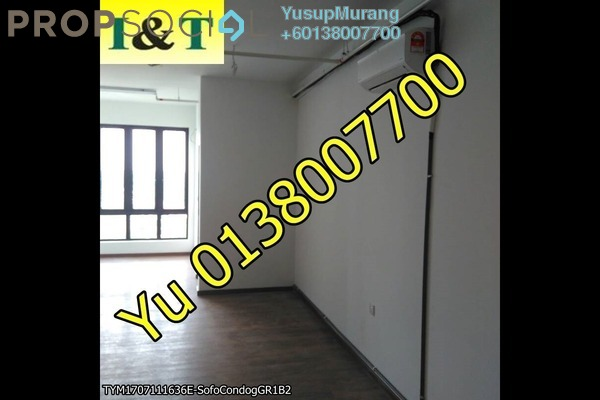 Condominium For Rent in Suria Jaya e-SOFO, Shah Alam Freehold Semi Furnished 0R/2B 800translationmissing:en.pricing.unit