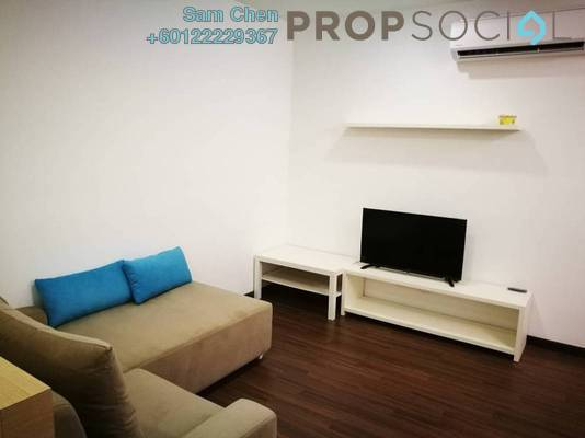 SoHo/Studio For Rent in Silk Sky, Balakong Freehold Fully Furnished 1R/1B 1.4k