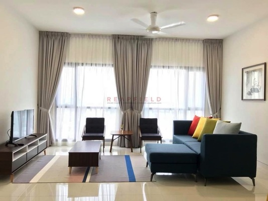 Condominium For Rent in BayBerry Serviced Residence @ Tropicana Gardens, Kota Damansara Freehold Fully Furnished 2R/2B 3.8k