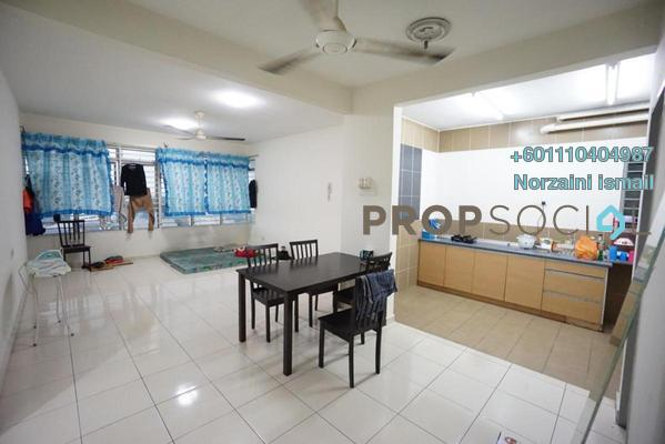Apartment For Sale in Mutiara Anggerik, Shah Alam Freehold Unfurnished 3R/3B 420k