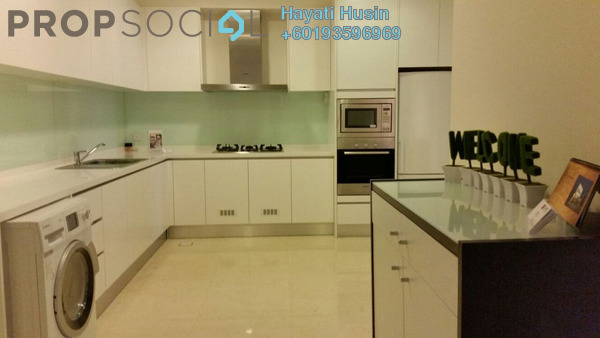Condominium For Sale in 6 CapSquare, Dang Wangi Freehold Fully Furnished 2R/2B 1.39m