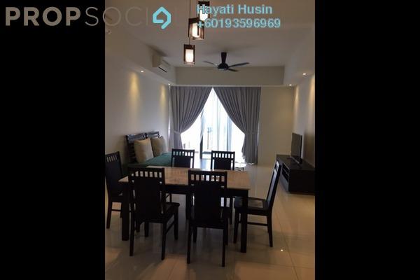 Condominium For Sale in Verdana, Dutamas Freehold Fully Furnished 3R/2B 1.13m
