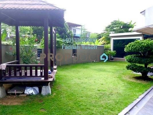 Terrace For Sale in Adda Heights, Tebrau Freehold Semi Furnished 4R/4B 880k