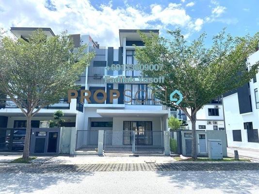 Terrace For Sale in Mutiara Villa, Kajang Freehold Semi Furnished 5R/4B 1.3m