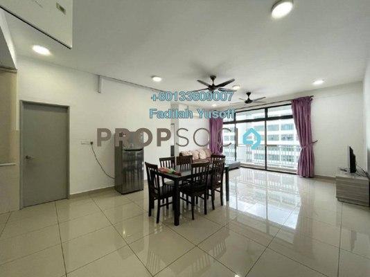 Condominium For Rent in Austin Regency, Tebrau Freehold Fully Furnished 2R/2B 1.5k