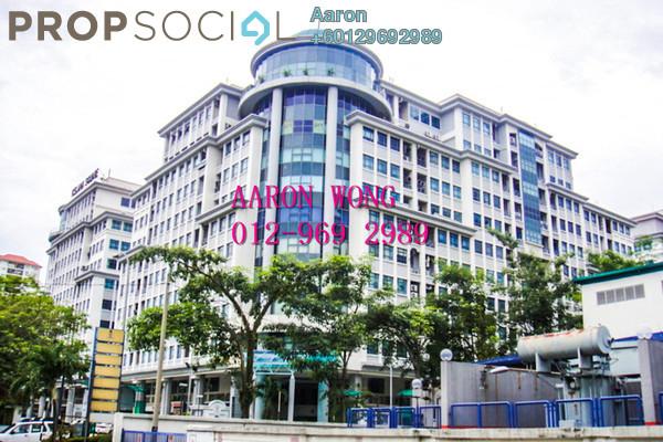 Office For Rent in Kelana Square, Kelana Jaya Freehold Semi Furnished 1R/1B 1.8k