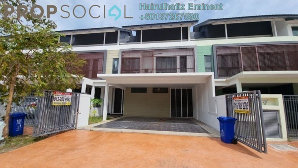 Terrace For Sale in Thistle Grove, Denai Alam Freehold Unfurnished 4R/5B 1.3m