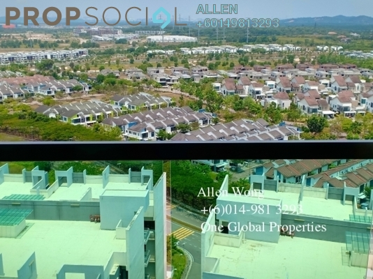Condominium For Rent in Impiana Residences, Iskandar Puteri (Nusajaya) Freehold Fully Furnished 2R/3B 1.8k