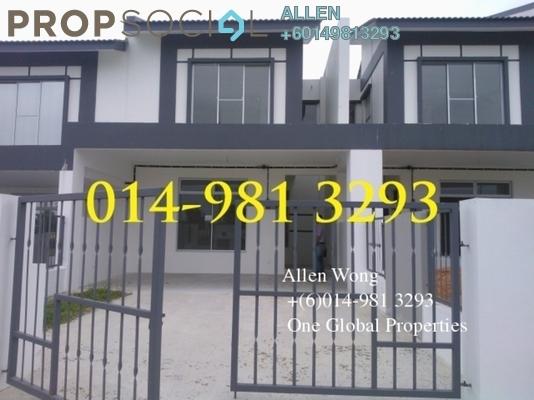 Terrace For Rent in Taman Bukit Indah, Bukit Indah Freehold Semi Furnished 3R/3B 1.5k