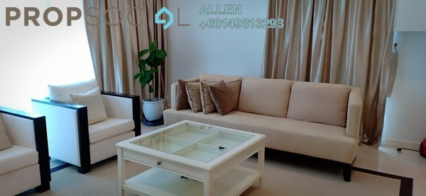 Condominium For Rent in Imperia, Puteri Harbour Freehold Fully Furnished 1R/1B 1.7k