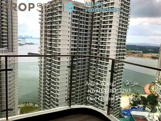 Condominium For Rent in Country Garden Danga Bay, Danga Bay Freehold Fully Furnished 2R/2B 1.6k
