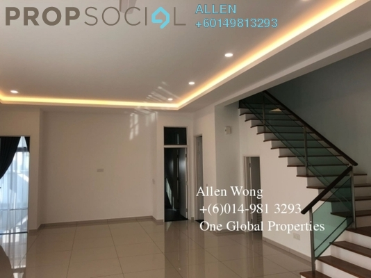 Semi-Detached For Rent in Eco Botanic, Skudai Freehold Semi Furnished 4R/5B 4.5k