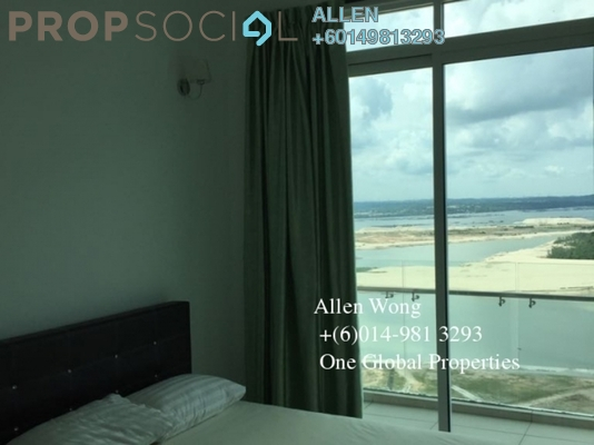 Condominium For Rent in Tropez Residences, Danga Bay Freehold Fully Furnished 2R/2B 1.6k