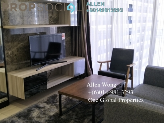 Condominium For Rent in Teega, Puteri Harbour Freehold Fully Furnished 2R/2B 2.7k