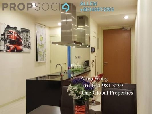 Condominium For Rent in Impiana Residences, Iskandar Puteri (Nusajaya) Freehold Fully Furnished 1R/1B 1.4k