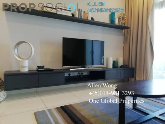 Serviced Residence For Rent in Somerset, Puteri Harbour Freehold Fully Furnished 3R/2B 3.2k