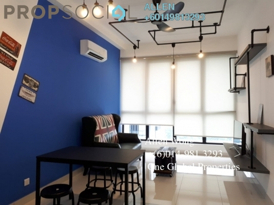 Condominium For Rent in Eco Botanic, Skudai Freehold Fully Furnished 1R/1B 1.9k