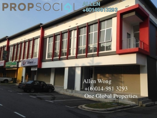 Shop For Rent in Taman Impian Emas, Skudai Freehold Unfurnished 0R/0B 3.9k