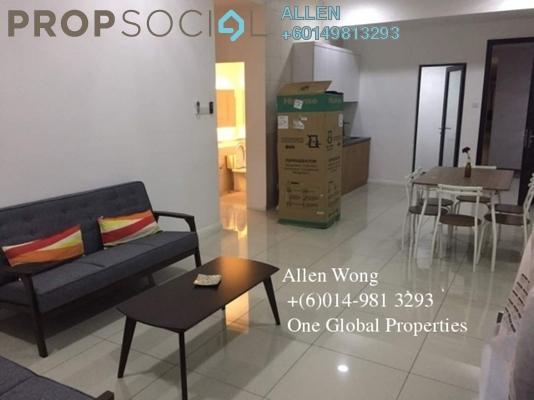 Condominium For Rent in Senibong Cove, Bandar Baru Permas Jaya Freehold Fully Furnished 2R/2B 2.2k