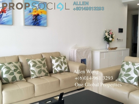 Condominium For Rent in Imperia, Puteri Harbour Freehold Fully Furnished 3R/3B 5.5k