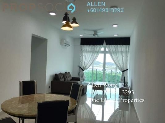 Condominium For Rent in Taman Bukit Indah, Bukit Indah Freehold Fully Furnished 3R/2B 2.5k