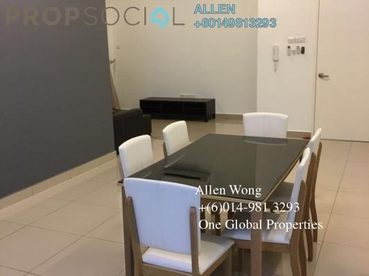 Condominium For Rent in Taman Bukit Indah, Bukit Indah Freehold Semi Furnished 3R/2B 1.6k