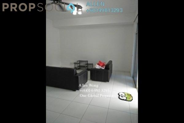 Terrace For Rent in Taman Bukit Indah, Bukit Indah Freehold Fully Furnished 4R/4B 2k
