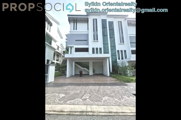 Semi-Detached For Sale in Kingsley Hills, Putra Heights Freehold Unfurnished 5R/5B 1.85m