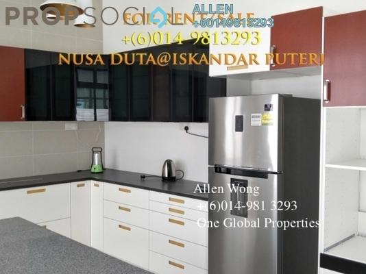 Bungalow For Rent in Taman Bukit Indah, Bukit Indah Freehold Semi Furnished 6R/6B 8k