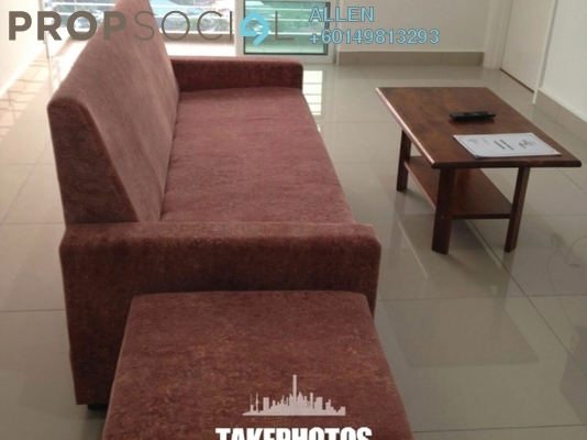 Condominium For Rent in Nusa Heights, Iskandar Puteri (Nusajaya) Freehold Fully Furnished 2R/2B 1.3k
