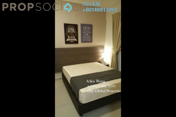 Condominium For Rent in V @ SummerPlace, Johor Bahru Freehold Fully Furnished 2R/1B 2.2k