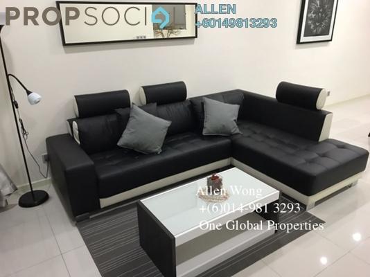 Condominium For Rent in Impiana Residences, Iskandar Puteri (Nusajaya) Freehold Fully Furnished 3R/3B 2.4k