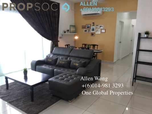 Condominium For Rent in Fairway Suites, Horizon Hills Freehold Fully Furnished 3R/3B 2.6k