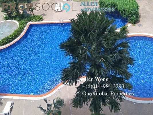 Condominium For Rent in Fairway Suites, Horizon Hills Freehold Fully Furnished 3R/2B 2.4k