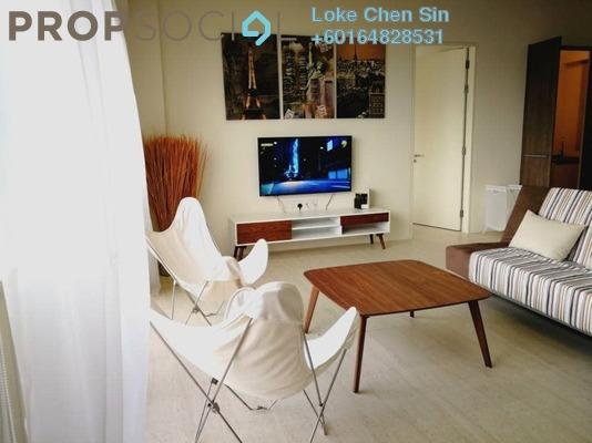 Condominium For Sale in By The Sea, Batu Ferringhi Freehold Fully Furnished 2R/2B 1.5m