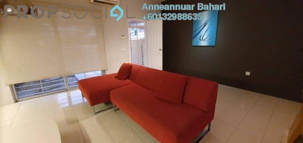 Terrace For Sale in Setia Indah, Setia Alam Freehold Semi Furnished 4R/3B 580k
